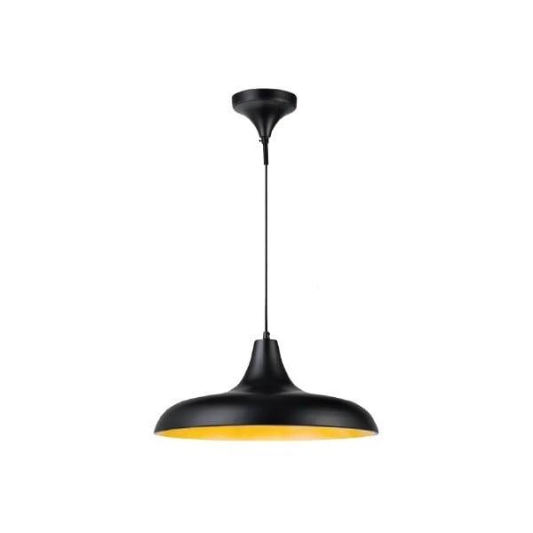 Černé stropní světlo Markslöjd Bryne