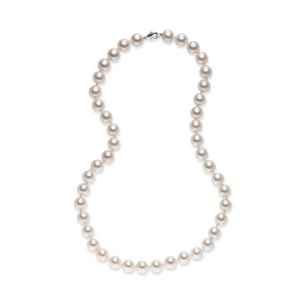 Perlový náhrdelník Pearls of London Mystic, délka 50cm