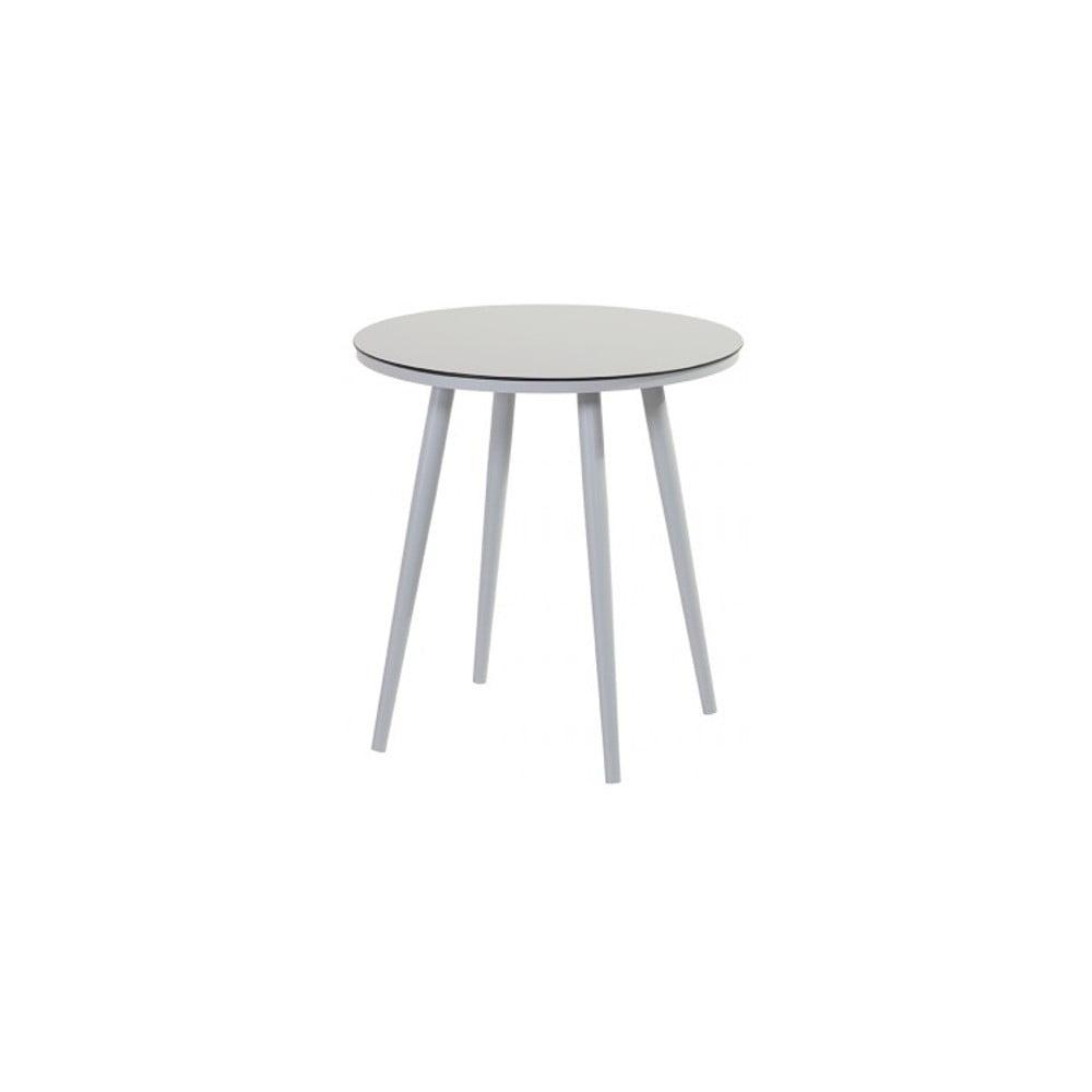 Šedý zahradní stolek Hartman Sophie Studio Bistro, ø 66 cm