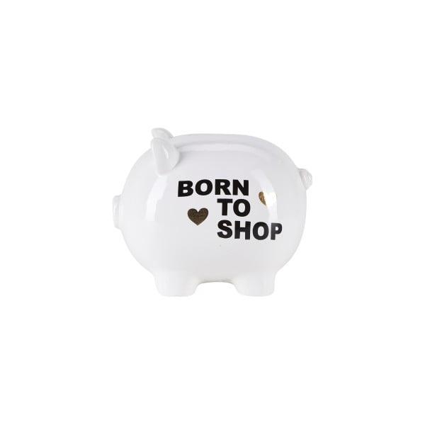 Skarbonka porcelanowa w kształcie świnki Bahne & CO