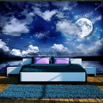 Tapet format mare Bimago Magic Night, 300 x 210 cm de la Bimago