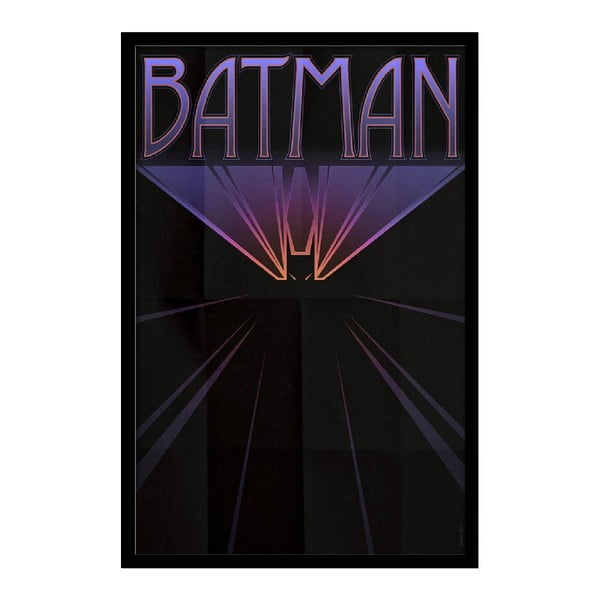 Plakát Batman Forever, 35x30 cm
