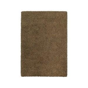 Koberec Premium Shaggy 80x150 cm s 5 cm dlouhým vlasem, hnědý