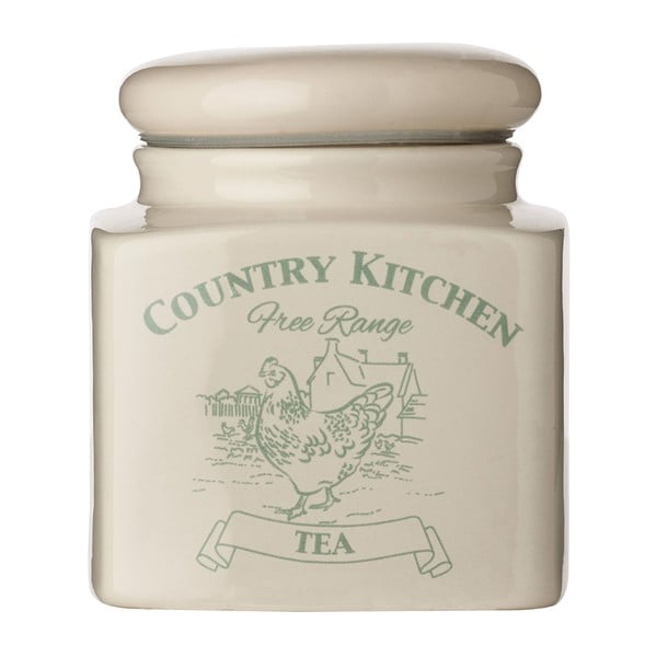 Dóza na čaj Country Kitchen