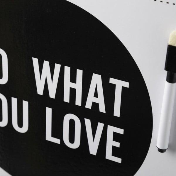 Set 3 table de scris Unimasa Do What You Love