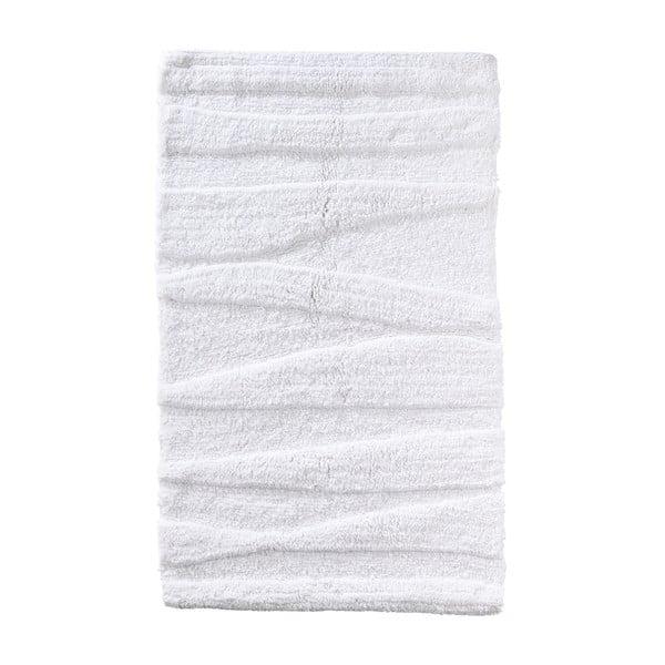 Flow fehér fürdőszobai kilépő, 50 x 80 cm - Zone