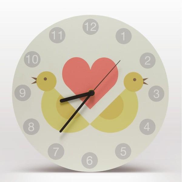 Lavmi nástěnné hodiny Frida Morning