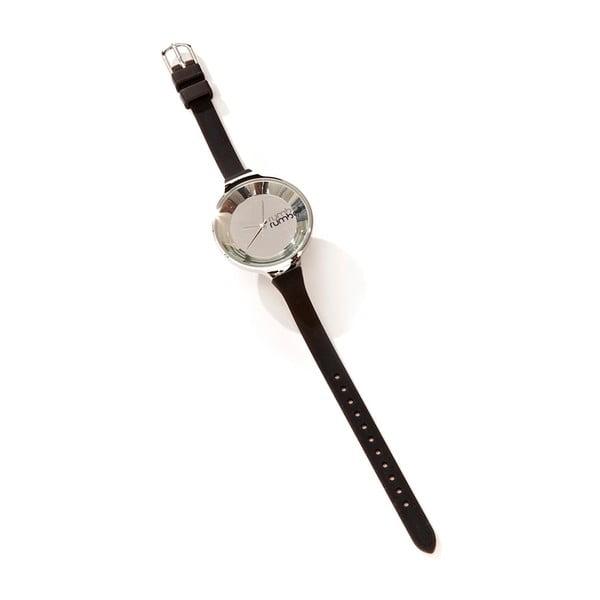 Dámské hodinky Orchard Mirror Lights Out Silver