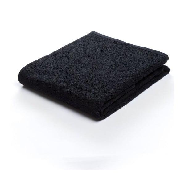 Ručník Julia, 140x70, černý