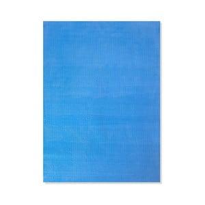 Dětský koberec Mavis Blue, 100x150 cm
