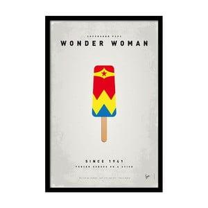 Plakát Wonder Woman, 35x30 cm