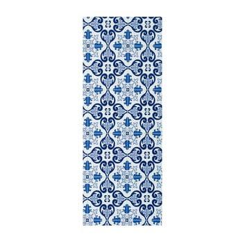 Covor Universal Mery Porto, 52 x 100 cm, albastru de la Universal