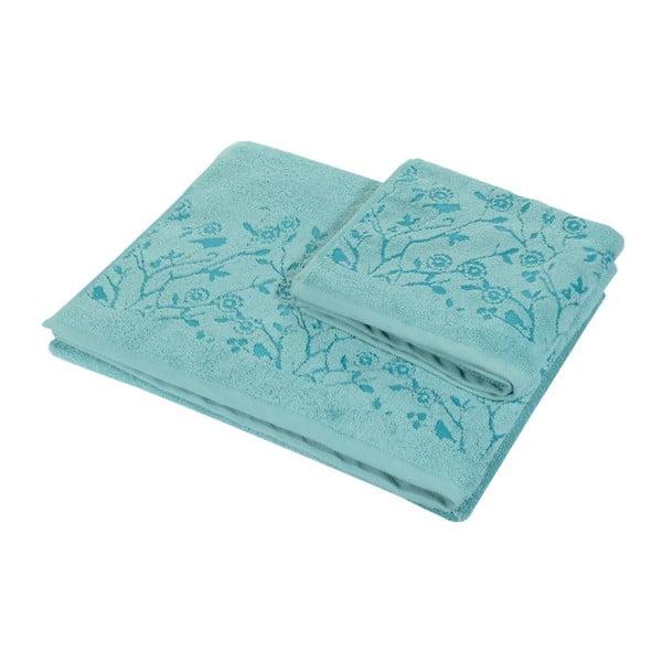 Sada 2ks ručníků Antenne Bleu