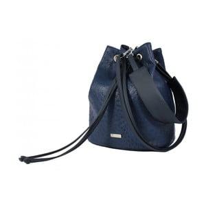 Tmavě modrá kabelka Dara bags Margot No.2