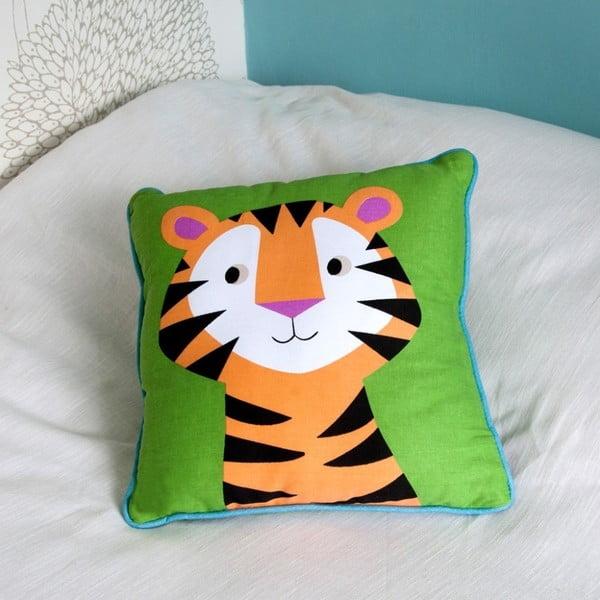 Pernă Rex London Jim The Tiger, 30 x 30 cm
