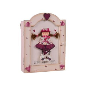 Nástěnná skříňka na klíče Ego Dekor Girl