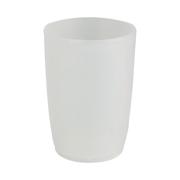 Arktis fehér fogkefetartó pohár - Wenko