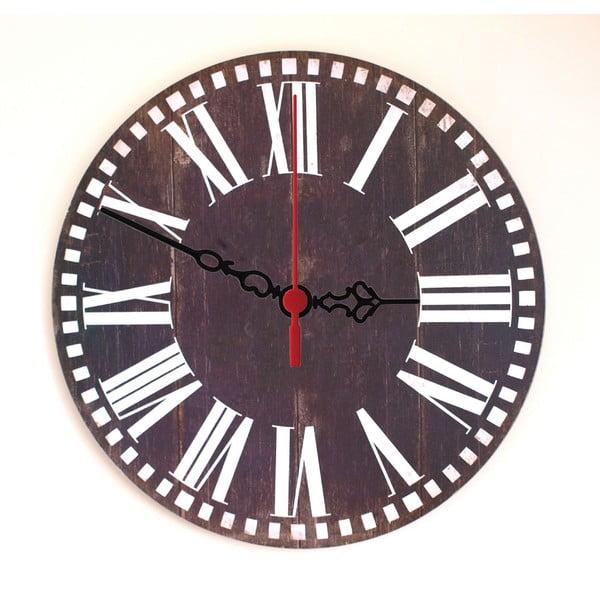 Nástěnné hodiny Old Film, 30 cm