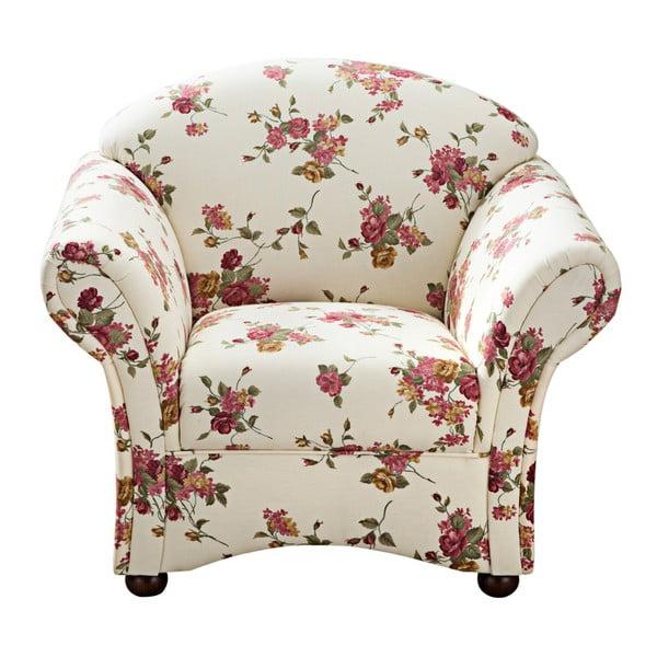Corona virágmintás fotel - Max Winzer