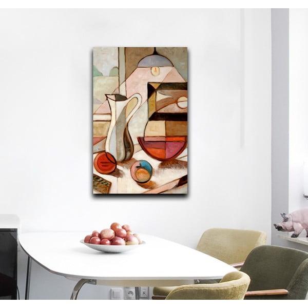 Obraz Kubistické, 45x70 cm
