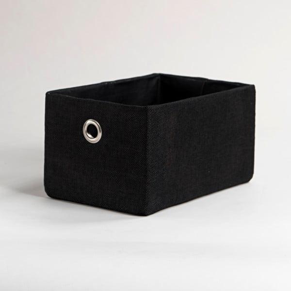 Basket Noir fekete tárolókosár - Compactor