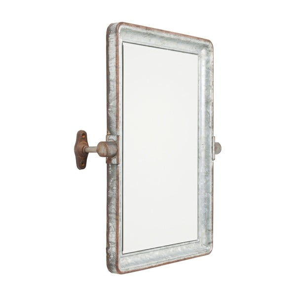 Nástěnné zrcadlo Kare Design Tilt, 51x40cm