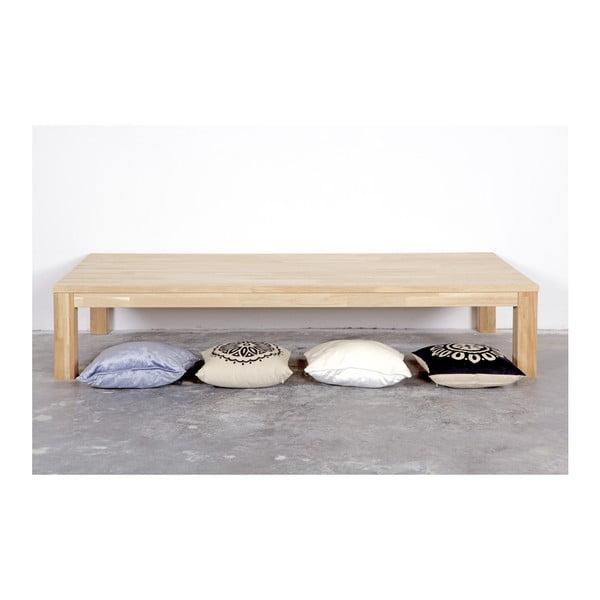 Konferenční stolek z dubového dřeva De Eekhoorn Largo