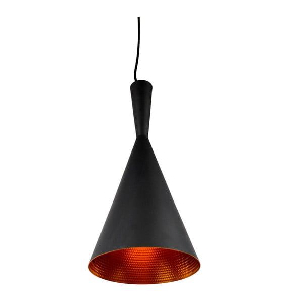 Závěsné svítidlo Goblet D'or Noir