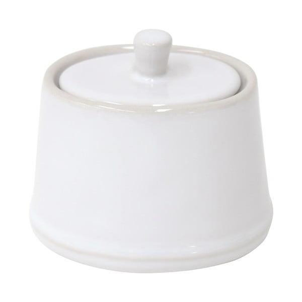 Bílá keramická cukřenka Costa Nova Astoria, 190ml