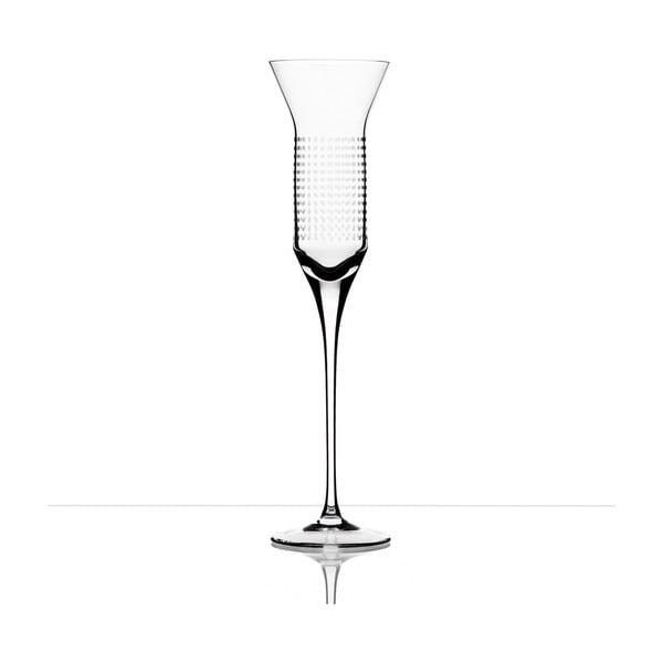 Sada 2 fléten na šampaňské Dots od Olgoj Chorchoj, 150 ml