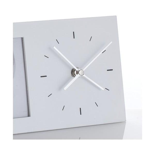 Stojan na fotografii s hodinami Tomasucci Lilly, 12x29x5,5cm
