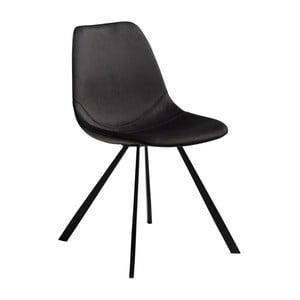 Černá jídelní židle DAN-FORM Denmark Pitch