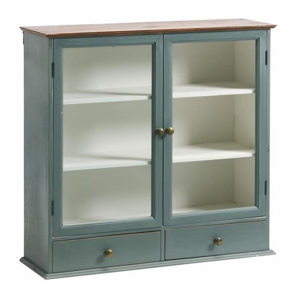 Nástěnná skříňka Wall Cabinet Grey, 77x80x25 cm