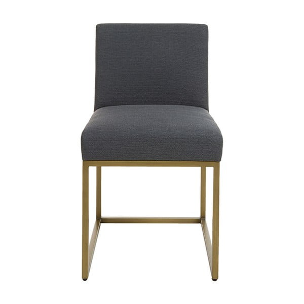 Modrošedá židle Santiago Pons Balford
