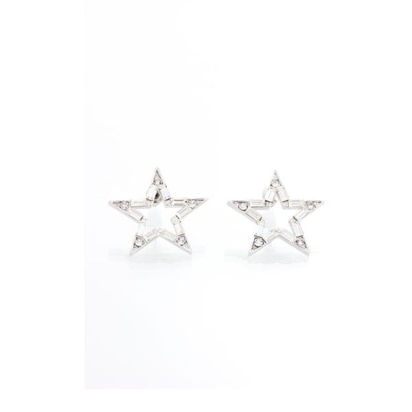 Náušnice se Swarovski krystaly Yasmine Stars