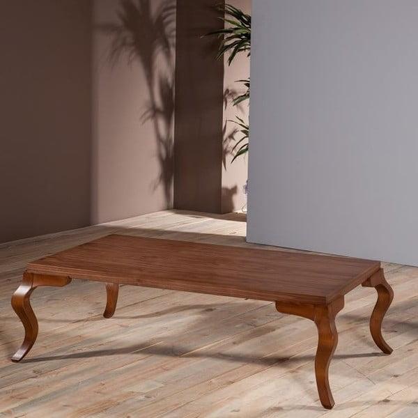Konferenční stolek Rustik Walnut
