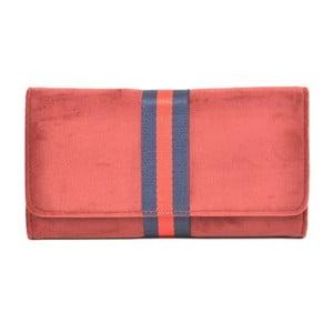 Červená peněženka Renata Corsi Durma