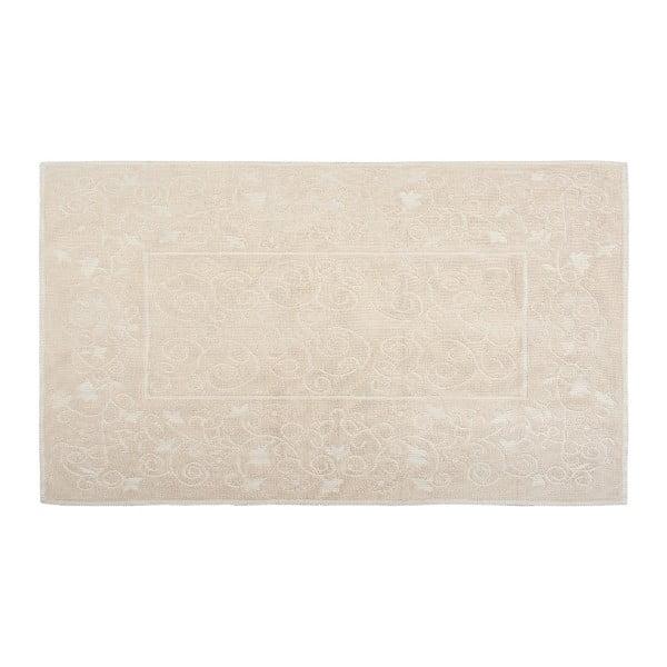 Bavlněný koberec Kinah 120x180 cm, krémový