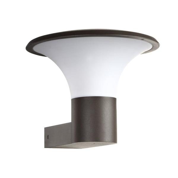 Venkovní nástěnné světlo Kongo Antracit, 26 cm