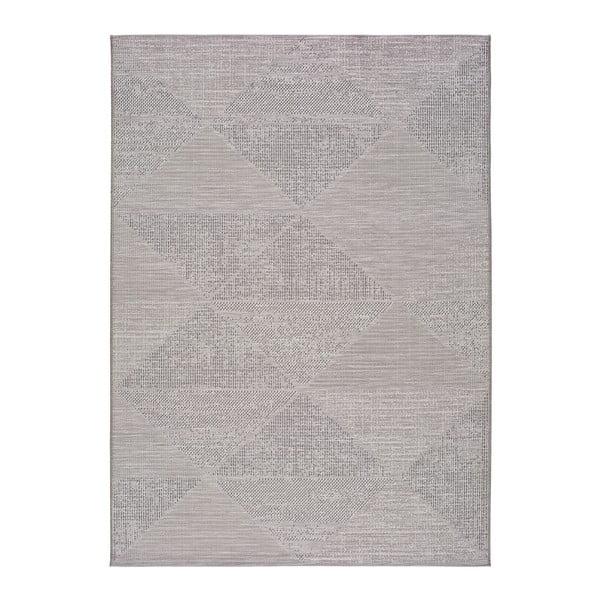 Covor pentru exterior Universal Macao Grey Wonder, 133 x 190 cm, gri