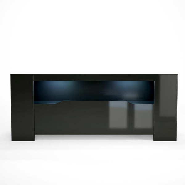 Masă TV Artemob Orlando, negru