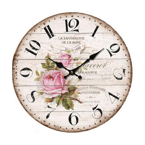 Nástěnné hodiny Bolzonella Giardino