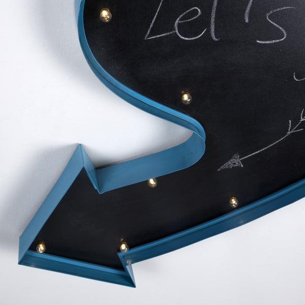 Osvětlená tabule  La Forma Cade