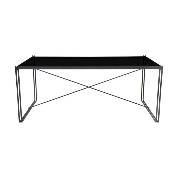 Černý jídelní stůl RGE Line