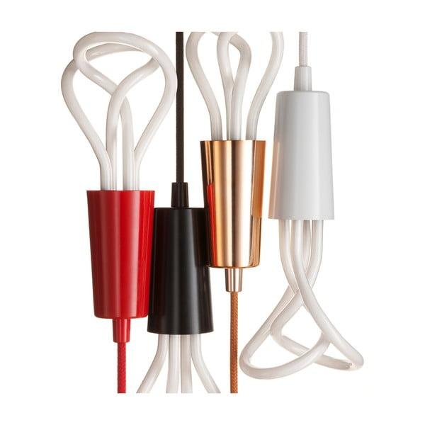 Závěsný kabel Plumen Drop Cap, černý