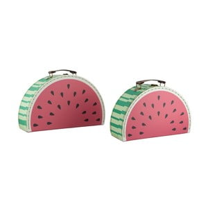 Set 2 valize Sass & Belle Watermelon