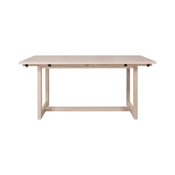 Jídelní stůl z dubového dřeva Canett Binley