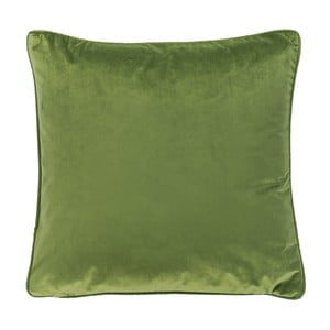 Pernă Tiseco Home Studio Velvety, 45x45cm, verde închis