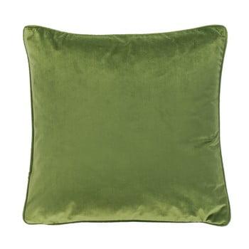 Pernă Tiseco Home Studio Velvety, 45x45cm, verde închis de la Tiseco Home Studio