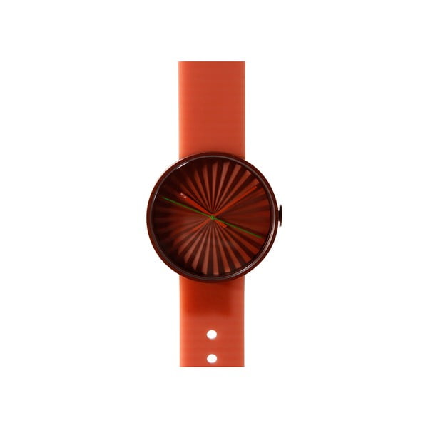 Hodinky Plicate Orologio Orange